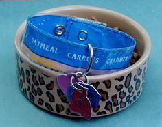 Food Wrapper Pet Collar