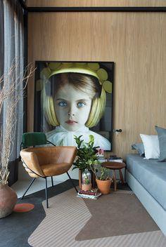 Casa Cor 2017 — studio ro+ca Modern Interior Design, Interior And Exterior, Contemporary Interior, Luxury Interior, Gravity Home, Cosy Corner, Showroom Design, Decoration Inspiration, Master Bedroom Design
