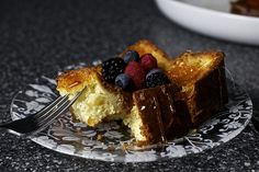 Pure Heaven!  Crème brûlée french toast!  #food #recipe #cooking