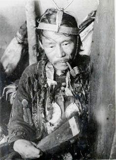 Evenk shaman, 1930s