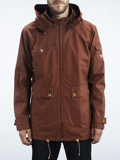 Nice brown coat