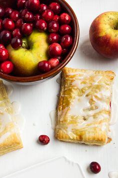 cranberry apple breakfast pastries