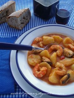 15 Ideas For Soup Recipes Quick Healthy Best Soup Recipes, Healthy Soup Recipes, Seafood Dishes, Seafood Recipes, Kitchen Recipes, Cooking Recipes, Mexico Food, Small Meals, Slow Food