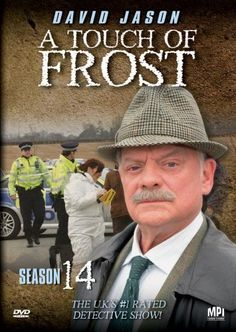 """""""A Touch of Frost"""" centers on Detective Inspector Frost, an old-school no-nonsense copper who believes in traditional policing methods."""