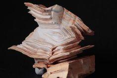 Calcedônia Alterada, Campinas do Sul, Rio Grande do Sul, Brasil. 7,5 cm X 8,0 cm X 6,0 cm (Author: silvio steinhaus)