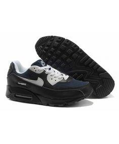 reputable site 06822 b1597 Sale Nike Air Max 90 Mens Black Shoes Online UK 1041