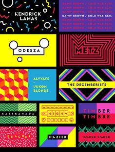 WayHome Music & Arts Festival // Branding & Design on Behance #WayHome2015