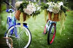 These look like my mom's bicycle baskets