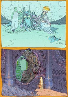 Inside Moebius - 2007