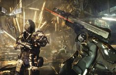 ZZZGamesBR: ZGB Start: Vazou ! Imagens mostram Deus Ex: Mankin...