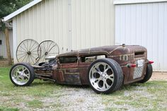 Rat fink pin ups ...the only thing I don't like are the wheels..please get some old hath looking steel wheels..go big..
