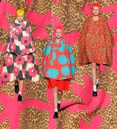 COMME DES GARCON 2012 FALL - COMME one, COMME all.