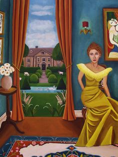 Still Life Original Painting An Artful by CatherineNolinArt, $550.00