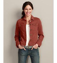 Classic Jean Jacket - Color Denim | Eddie Bauer