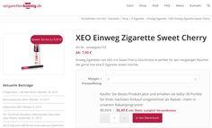 5er Sparset von Einwegzigaretten mit geilem Geschmack auch im Online Shop vom eZigarettenkoenig.de
