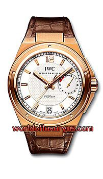 IWC - Ingenieur Big Automatic Men's Watch - IW500503 (Rose Gold / Silver Dial / Brown Leather Strap) - See more at: http://www.worldofluxuryus.com/watches/IWC/Ingenieur/IW500503/185_202_942.php#sthash.Z3pOtD00.dpuf