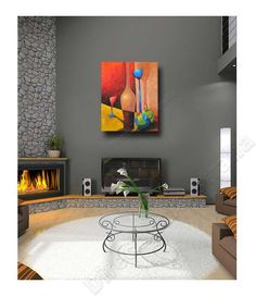 Champagne , Peach Canvas Art Painting & Artwork Online for Kitchen.   Availability: Delivery 10 - 14 days,  Shipping: Free Shipping,  Minimum Size: 50 x 60cm,  Maximum Size: 90 x 120cm,  Framed & Ready to Hang with Wire attached at back of painting!  http://www.directartaustralia.com.au/