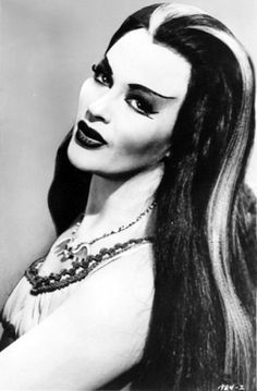 Yvonne De Carlo as Lily Munster.
