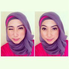 Hijab Tutorial - Asymmetric Style