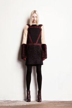 Veronique Branquinho | Pre-Fall 2014 Collection | Style.com