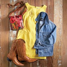 Hit the town with your gals for a night of dancing Southern Gal Style.