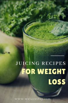 Many people who begin juicing do so with weight loss in mind and while many juicing recipes are highly beneficial in helping those who have excess weight to lose shed those spare pounds its important to choose the right recipes for weight loss. Healthy Juice Recipes, Healthy Juices, Healthy Diet Plans, Healthy Smoothies, Green Smoothies, Smoothie Recipes, Smoothie Detox, Healthy Nutrition, Healthy Foods