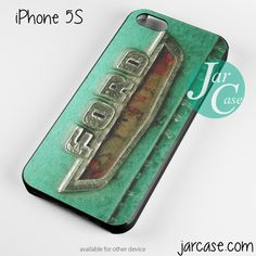 Ford in Old Green Truck Phone case for iPhone 4/4s/5/5c/5s/6/6 plus