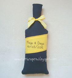 Fabric bottle