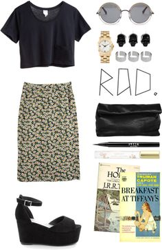 """""""Untitled #116"""" by rosegoldneon ❤ liked on Polyvore"""