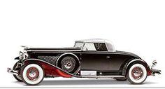 O carro americano mais caro que ja foi vendido.  Um Duesenberg Model J LWB Whittell Coupe 1931 vendido por US$ 10,34 milhões.