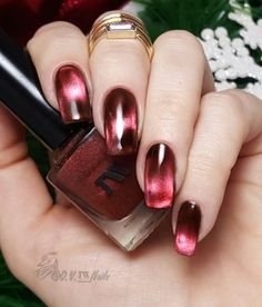 374 Best Magnetic Nails Images On Pinterest In 2018 Nail Color