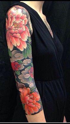 Girl Tattoos - Browse the recent tattoo designs - Girl Tattoos – Browse the recent tattoo designs - Aztec Tattoo Designs, Japanese Tattoo Designs, Japanese Sleeve Tattoos, Tattoo Designs And Meanings, Chinese Tattoos, Body Art Tattoos, Hand Tattoos, Girl Tattoos, Tattoo Ink
