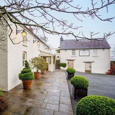 The Walnut Tree, Abergavenny, Wales
