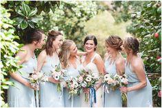 Athens Graduate Hotel Wedding Photographer, Athens GA, Bridesmaids and bride portraits, Katey Penton Photography
