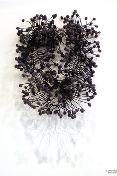 felt jewelry by karin wagner (switzerland)