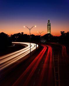 I-110 South Louisiana State Capitol Baton Rouge, La.