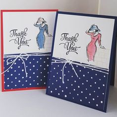 Playing with Watercolouring Pencils & Blender Pen this morning.  Who doesn't love red, white & navy? #stampinup #stampinupaustralia #2017ocassions #stampinwithvicky #techniqueclass #techniques #papercrafts