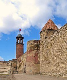 Citadel Erzurum, Turkey