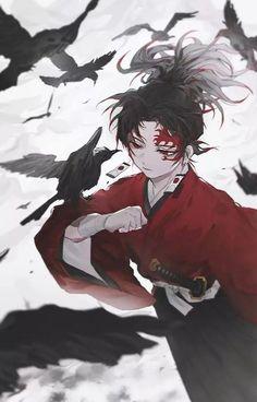The Slayers Manga Manga Anime, Anime Demon, Otaku Anime, Manga Art, Demon Slayer, Slayer Anime, Character Art, Character Design, Anime Drawings Sketches