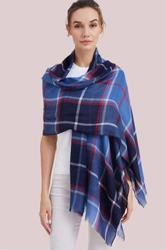 Looking for a beautiful cashmere scarf to uplift your style? Check out this super lightweight cashmere scarf which is airy, cozy and soft. Burberry Outfit, Baby Kittens, Scarf Design, Beautiful Gorgeous, Cashmere Scarf, Blue Plaid, Different Styles, Gifts For Her, Your Style