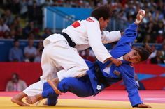 Women's Judo 57 Kg   Alexander Hassenstein/Getty Images  Gold: Kaori Matsumoto, Japan  Silver: Corina Caprioriu, Romania  Bronze: Marti Malloy, USA & Automne Pavia, France