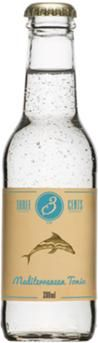 Three Cents Mediterranean Tonic - Beer, Wine and Spirits