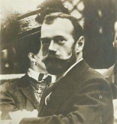 'czar Nicholas II'... wow what a gaze
