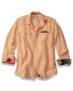 fd1a2841645 Tommy Bahama - Sand linen shirt