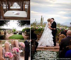 Phoenix Bride & Groom Magazine Blog » Blog Archive » Beautiful Details- An Elegant Desert Wedding at Sassi  #imonievents