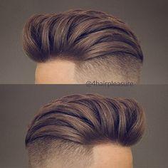 Hair Myths about Sedu Hair Styles – Fun Hairstyle Ideas Mens Medium Length Hairstyles, Hairstyles Haircuts, Haircuts For Men, Hair And Beard Styles, Short Hair Styles, Gents Hair Style, Hair Reference, Hair Trends, Hair Inspiration