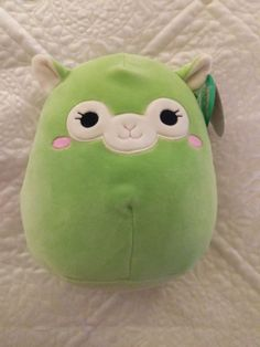 Kellytoy Squishmallow Plush including Small Medium Buy 2 & SAVE for sale online Llama Pillow, Llama Plush, Kawaii Plush, Cute Plush, Ty Bears, Panda Birthday, Pink Fox, American Girl Crafts, Cute Little Drawings