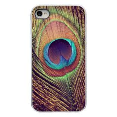 Peacock White now featured on Fab.What if the intersection of art, nature, and technology could fit in your pocket? Featuring an original photograph of a peacock, this iPhone case was printed by Natasia Cook using a dye sublimation and heat transfer technique. Translation? The image will stay intact and scratch-free—as will the phone itself.