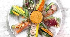Vietnamesiska vårrullar - Jessica Frejs recept