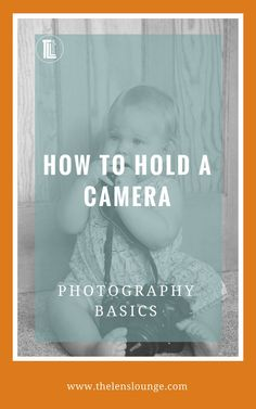 If you're starting out in photography, the first thing you need to learn is how to hold a camera correctly. If you've been photographing for a while and wonder why you can't get sharp images, maybe you're not holding your camera correctly. Check out our tutorial on how to hold a camera to help you get sharp photos. #phototips #beginnerphotography #photography #basicphotography